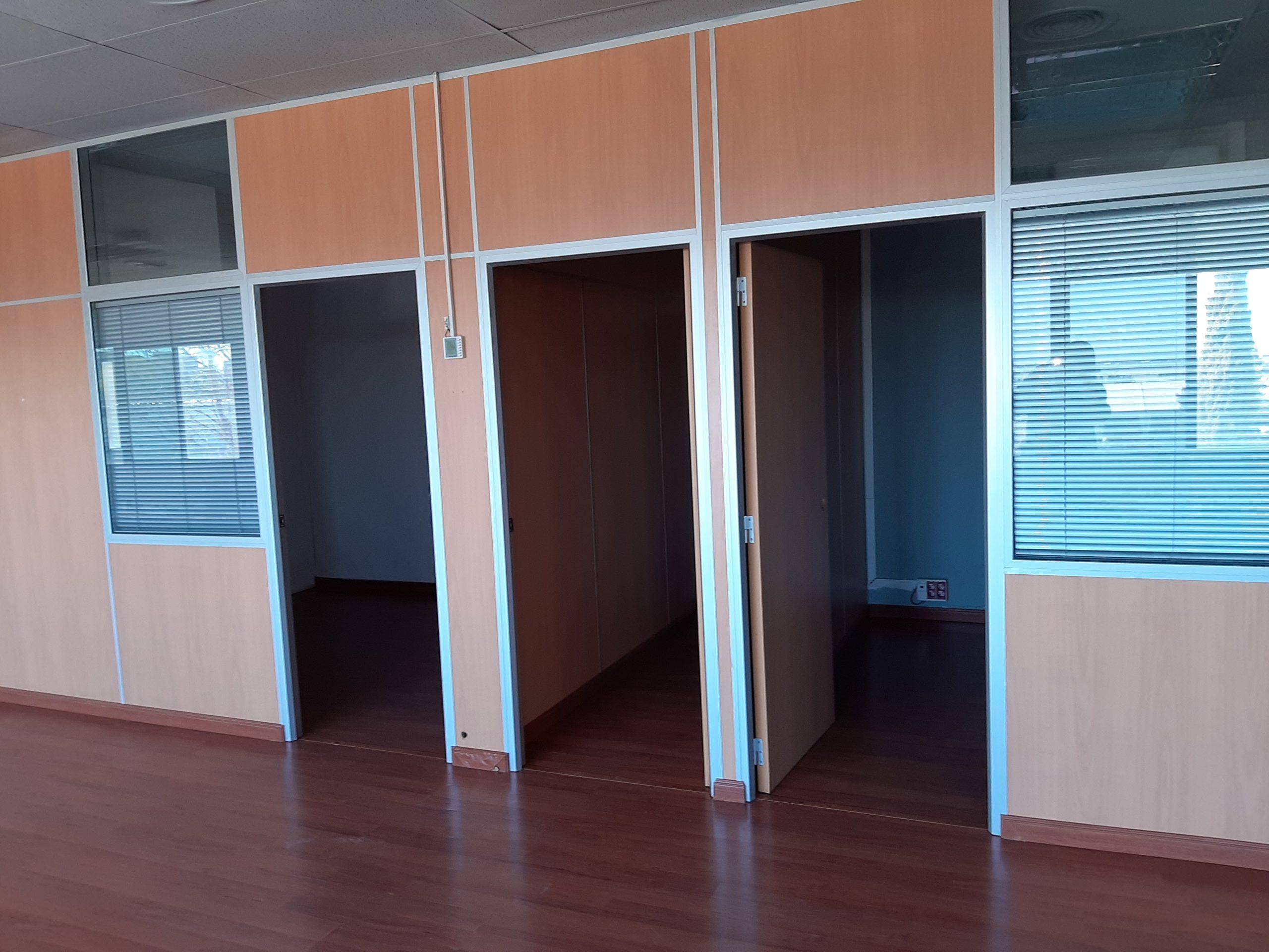 Oficina representativa 210 metros