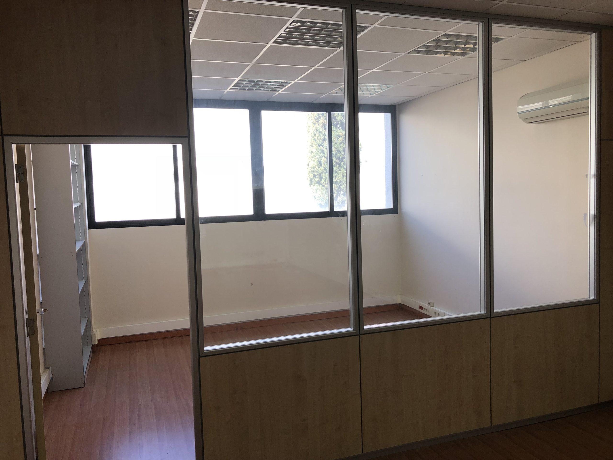 oficina 55 metros diáfana
