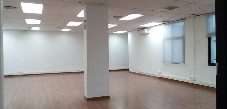 Oficina representativa 160 metros